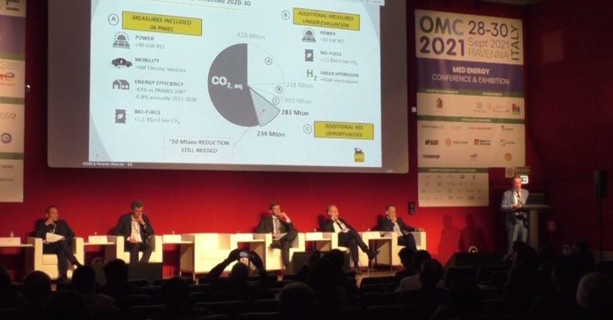 OMC, per l'industria la sfida della cattura e stoccaggio della CO2