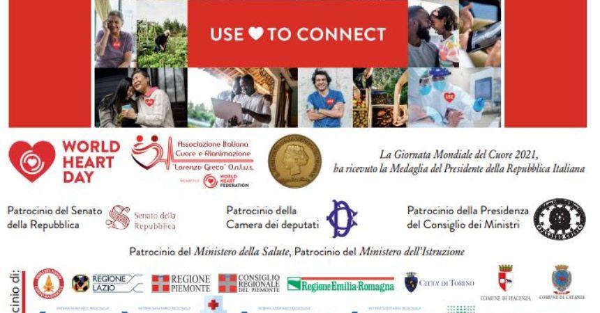 Giornata Mondiale del Cuore, 4 piazze italiane per la prevenzione