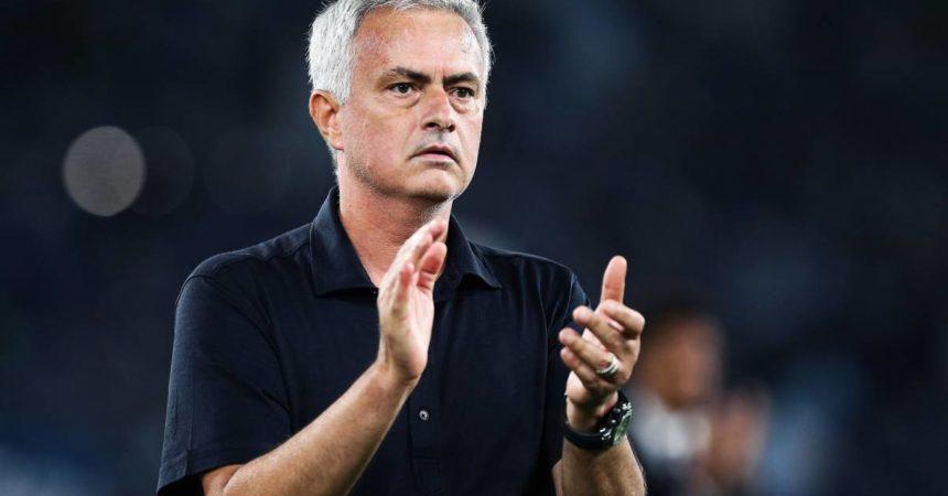 """Mourinho fa turnover in Conference League """"Ma vogliamo la coppa"""""""