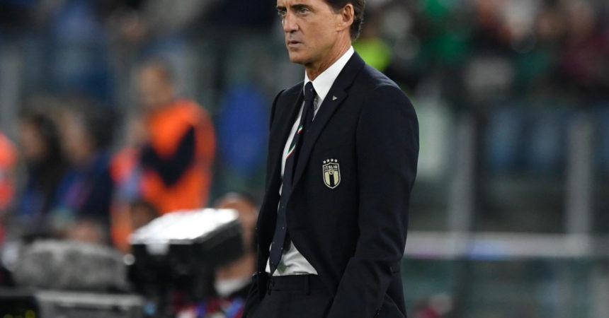 Mancini convoca 23 azzurri per la Nations League