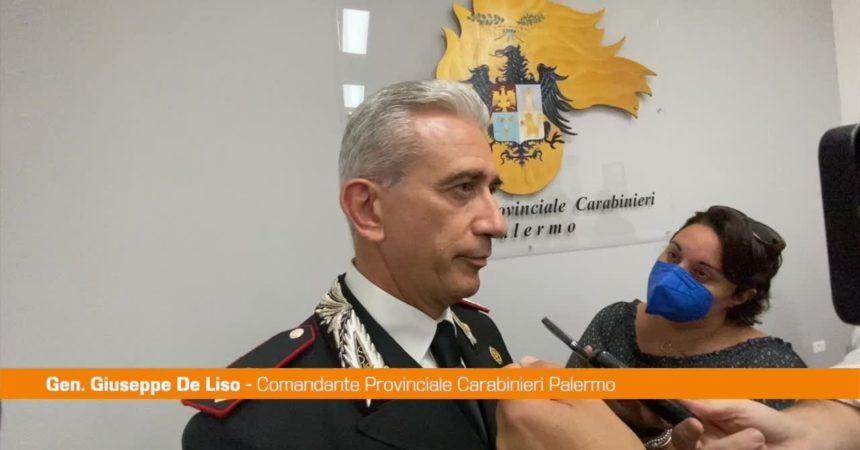 Carabinieri, De Liso nuovo Comandante provinciale di Palermo