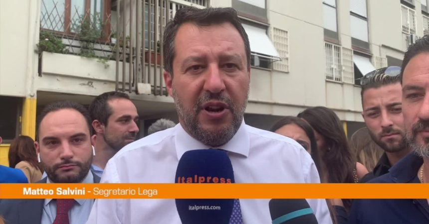 """Green pass, Salvini: """"Estensione? Aspettiamo proposte"""""""