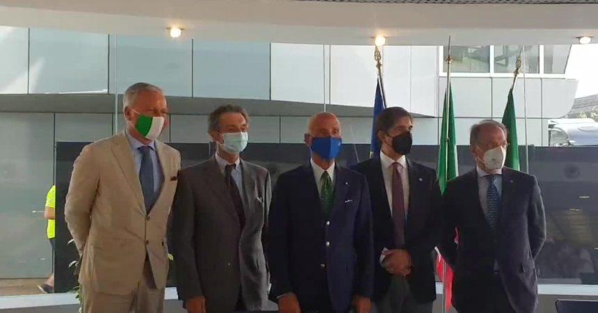 """Sticchi Damiani: """"Monza onorerà sport italiano"""""""