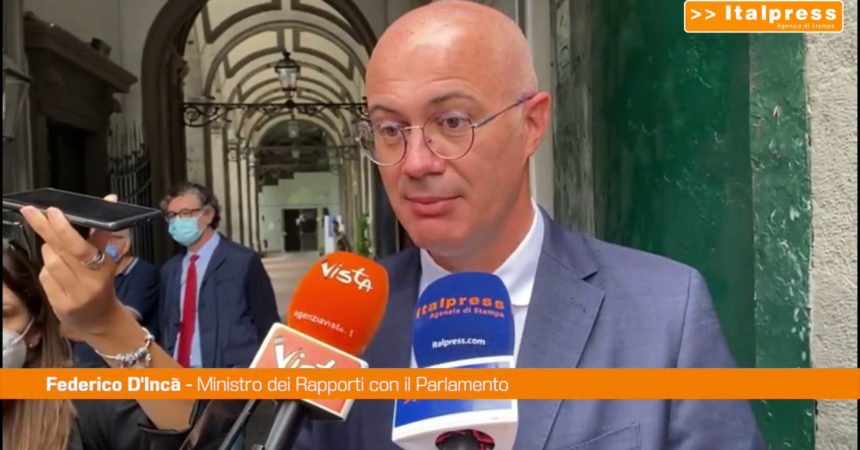 """Amministrative, D'Incà: """"Napoli è al centro del programma M5S"""""""