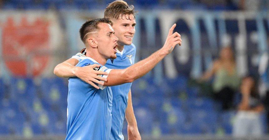 Riscatto Lazio in Europa, Basic e Patric affondano la Lokomotiv