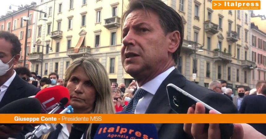 """Conte: """"Non strumentalizziamo Morisi, a Lega critiche politiche"""""""