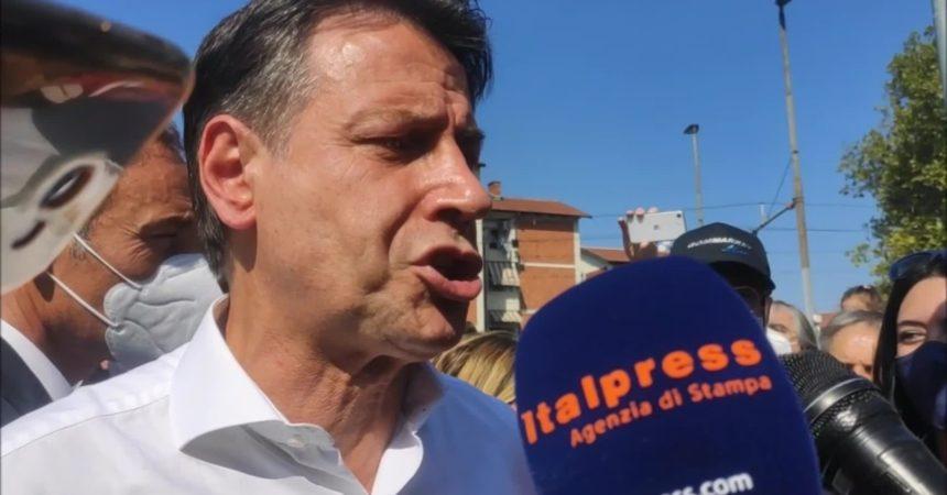 """Amministrative, Conte """"Proposta M5s concreta e competitiva per Torino"""""""