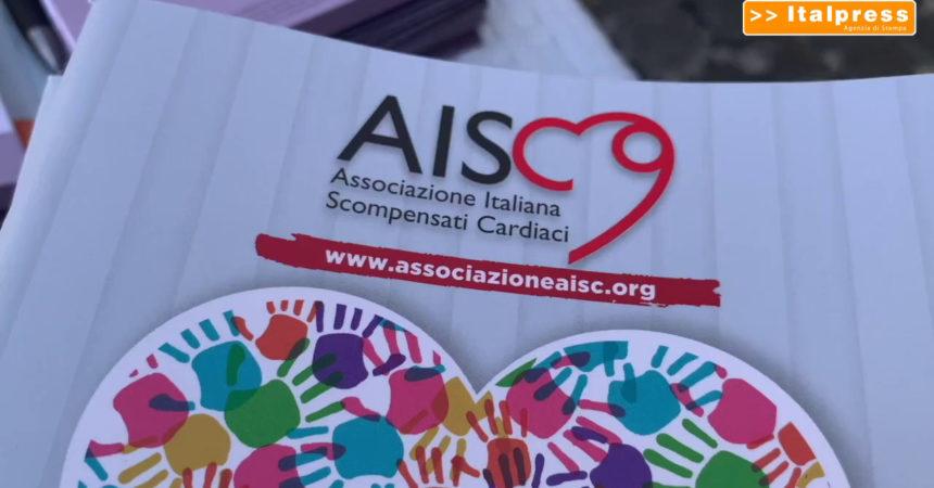 Scompenso cardiaco, al via da Roma il tour di prevenzione dell'AISC