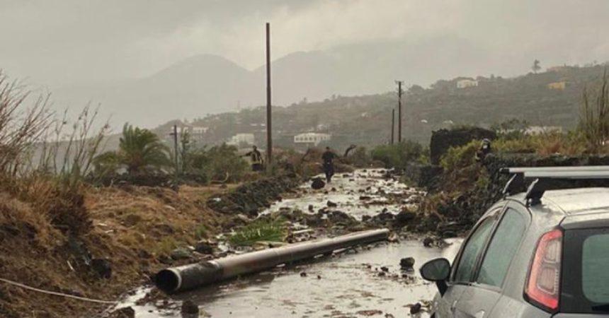 Tromba d'aria a Pantelleria, si contano i danni
