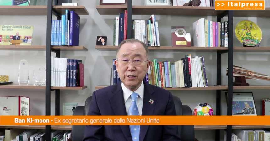 "Clima, Ban Ki-moon: ""Il tempo si sta esaurendo"""