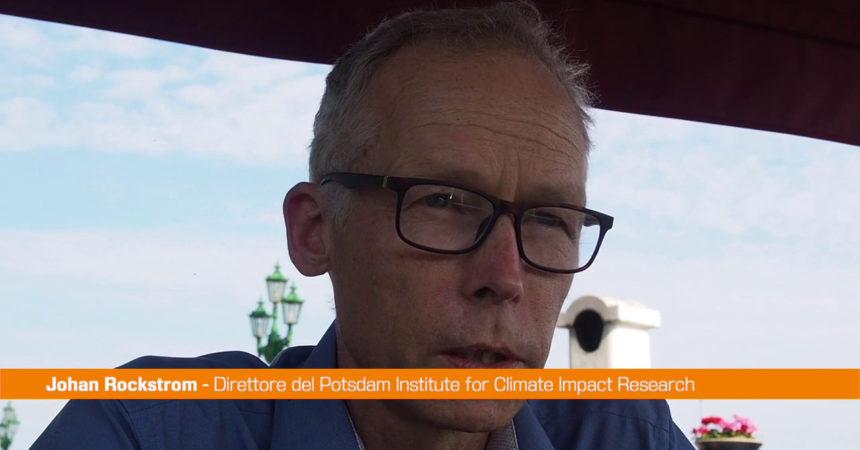 """Clima,  Johan Rockstrom: """"Abbiamo l'ultima possibilità"""""""