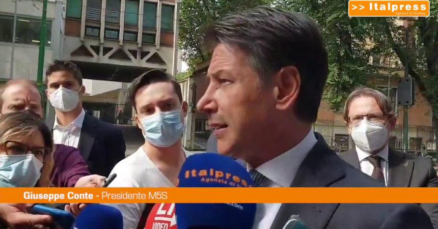 """Conte: """"In Lombardia modello sanitario ha mostrato criticità"""""""