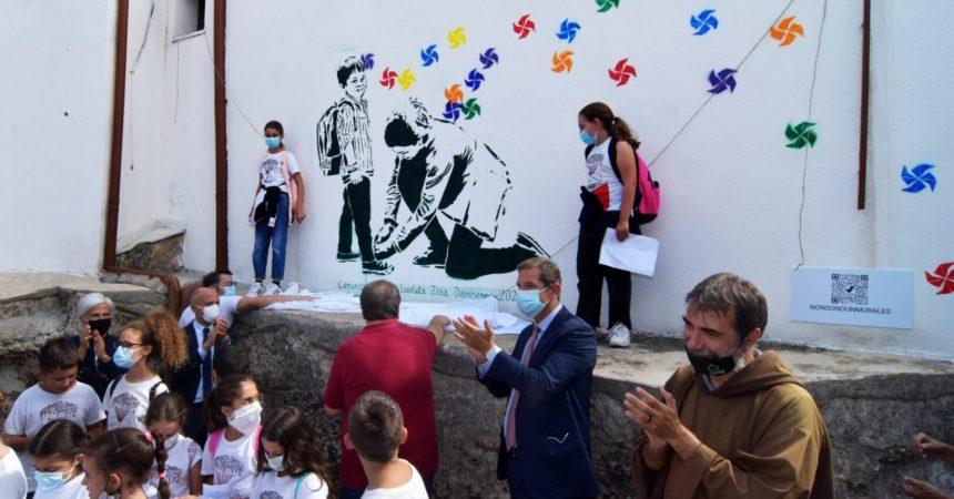 Giornata europea delle Fondazioni, murales dei sogni a Palermo