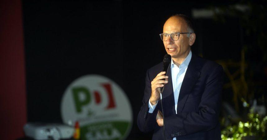 """Letta """"Ai ballottaggi convergenze sostanziali con i Cinque Stelle"""""""