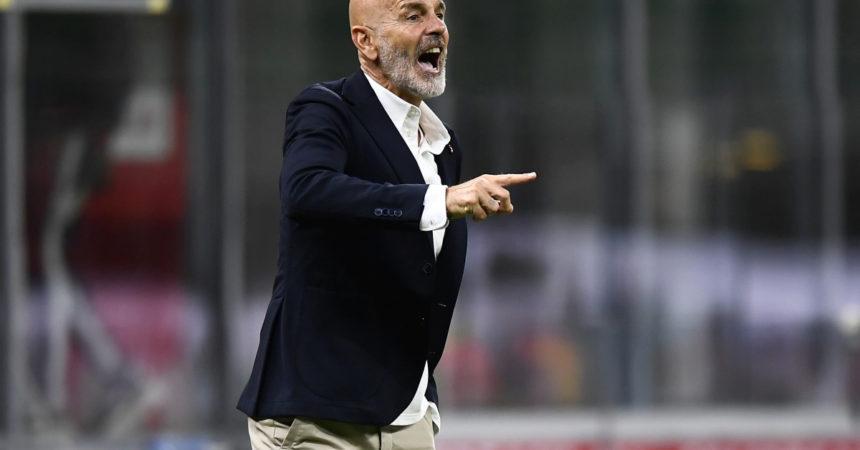 """Pioli """"Con Atalanta sfida da Champions, Ibra dopo la sosta"""""""