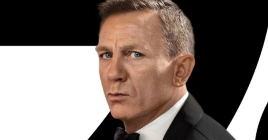 """No Time To Die"", James Bond in testa al box office con 2.5 mln"