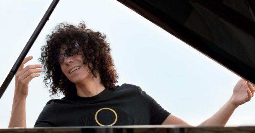 """Giovanni Allevi torna con il nuovo album """"Estasi"""""""