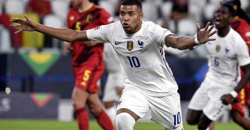 Belgio ribaltato, Francia in finale di Nations League