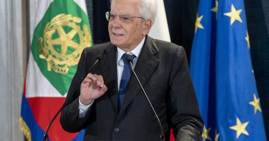 """Mattarella """"Europa ed Africa devono interrogarsi su loro ruolo futuro"""""""