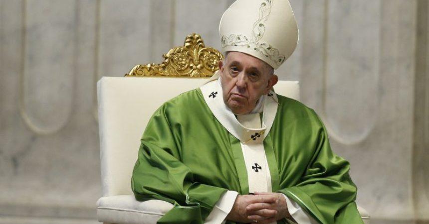 """Papa Francesco """"Sinodo proficuo se espressione dell'essere Chiesa"""""""