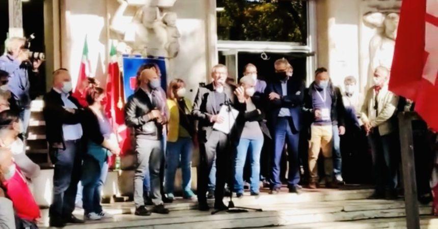 """Landini """"Lavoratori hanno riconquistato democrazia nel Paese"""""""