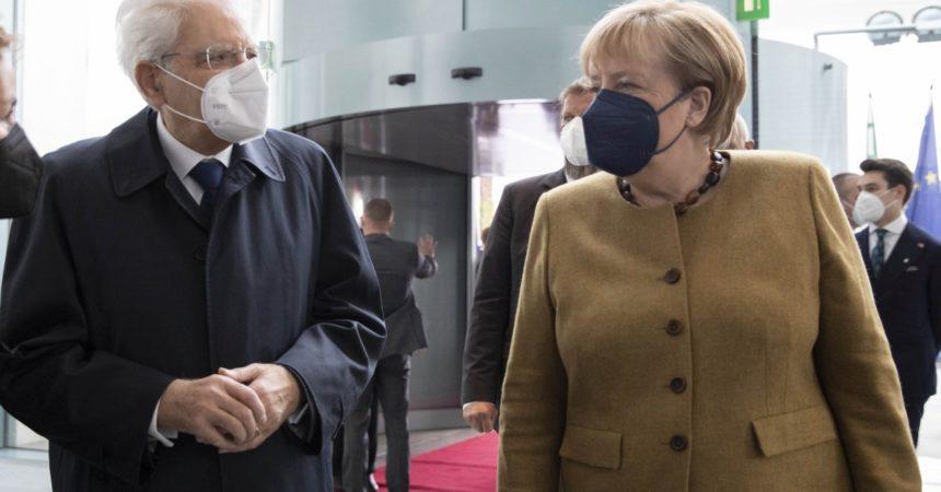"""Mattarella """"L'Unione Europea dovrà essere più forte e coesa"""""""