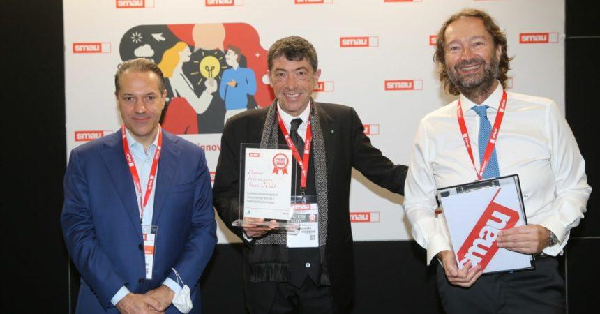 A Fiasconaro il Premio Innovazione Smau 2021