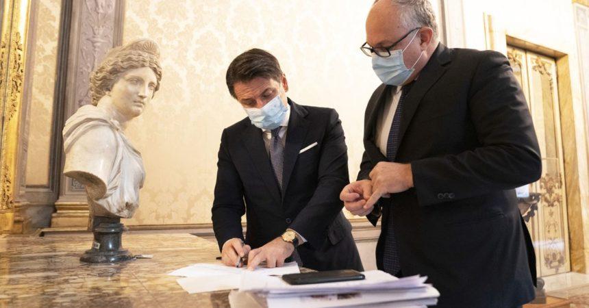 """Conte """"A Roma voterò Gualtieri, Michetti non è affidabile"""""""