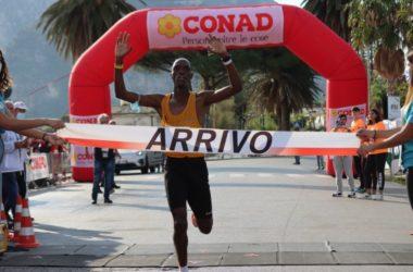 Il burundiano Irabaruta vince la Palermo Half Marathon