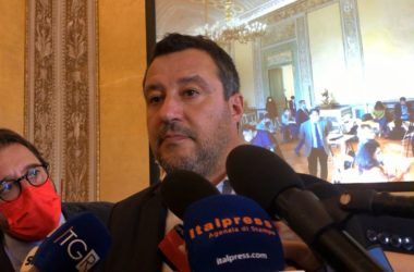 """Salvini """"Uniti per vincere in Sicilia e a livello nazionale"""""""