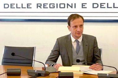 """Fedriga """"Berlusconi nome spendibile per il Quirinale"""""""
