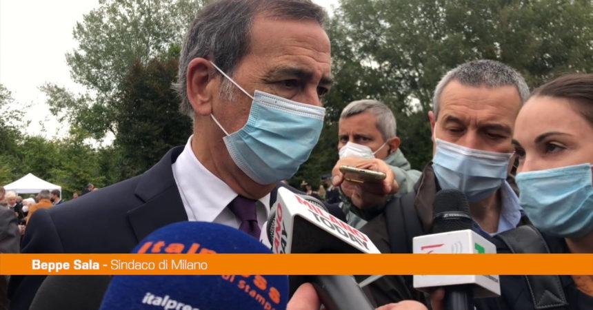 "Milano, Sala: ""Ho in testa la nuova giunta, siamo alle rifiniture"""