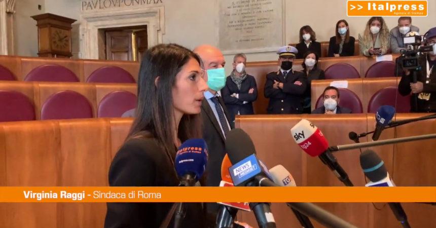 """Roma, Raggi: """"Al ballottaggio non darò indicazioni di voto"""""""