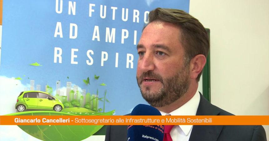 """Energia, Cancelleri """"Da Terna e Governo impegno per potenziare la rete"""