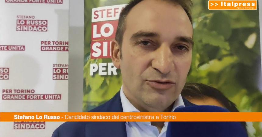 """Comunali Torino, Lo Russo: """"Bene risultato, centrosinistra compatto"""""""