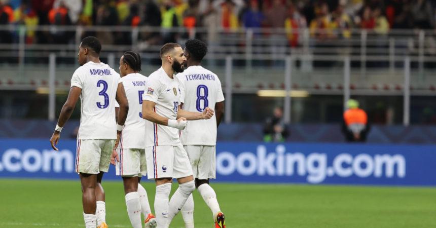Benzema e Mbappè rimontano la Spagna, Francia campione