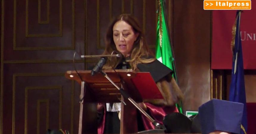 Daniela Mapelli, prima donna alla guida dell'Università di Padova